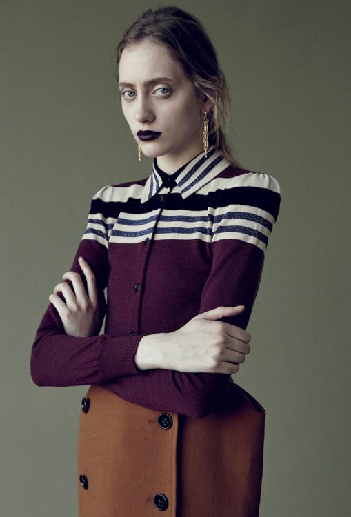 Harper's Bazaar GermanySeptember 2017