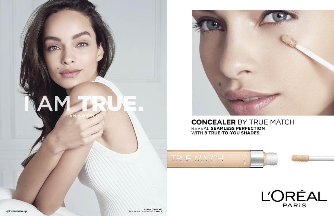 L'Oréal Paris Campaign 2018