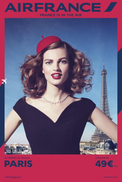 Air France Campaigns